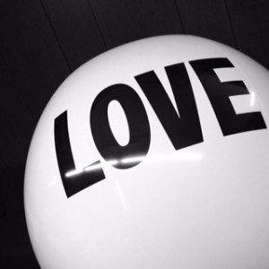 I do love a balloon. As spotted at the event last week