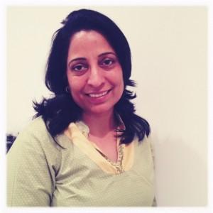 Ayurvedic massage expert, Neelu