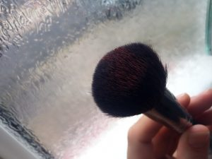 Dome brushes are marv fro blending liquids