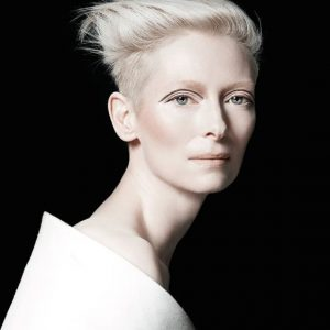 Spring 2015 NARS launch featuring Tilda, breaking beauty boundaries