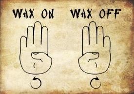 wax-on