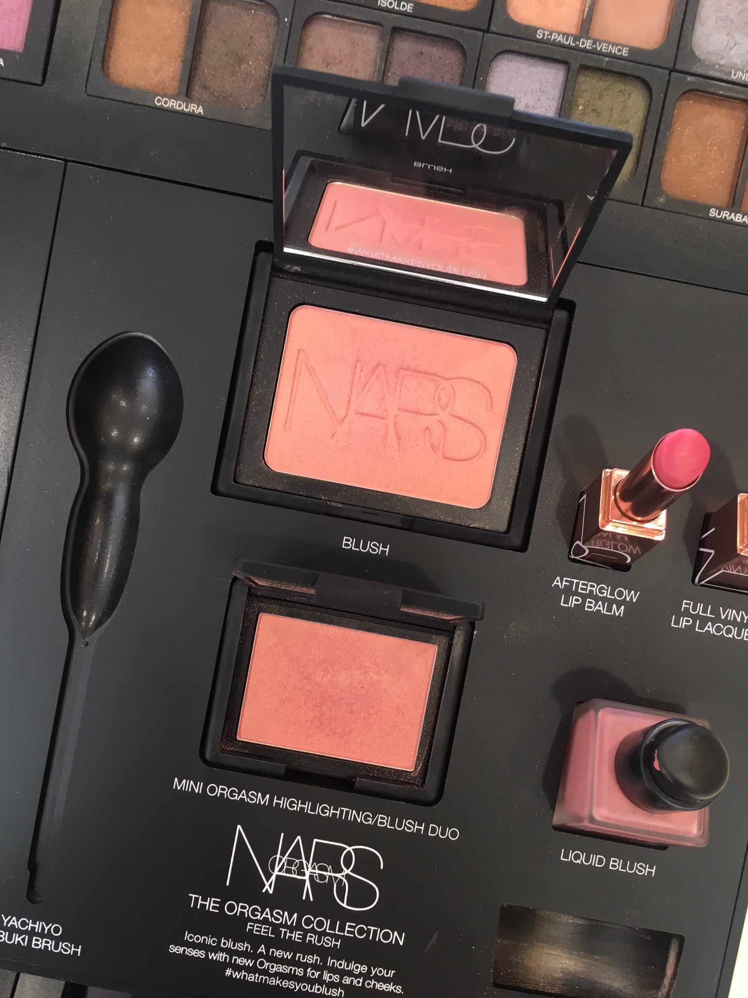NARS orgasm blush limited edition jumbo size