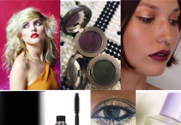 picture divided into 6 parts, each part showing one of Glossaholics Best of 2018 beauty and makeup products.
